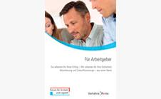 Broschüre - Betriebliche Altersversorgung Arbeitgeber